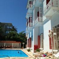 5/25/2013 tarihinde Serdar T.ziyaretçi tarafından Splendid Palas Hotel'de çekilen fotoğraf