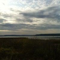 Photo taken at Берег Очера by Ekaterina🎀Eremina on 10/14/2012