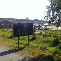 Photo taken at 20 Авиационно-ремонтный завод by АНТОН on 7/25/2014