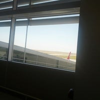 Photo taken at EIA GATE 206 by Evgin O. on 6/6/2013