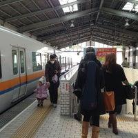 Photo taken at Osakako Station (C11) by m-louis M. on 3/2/2013