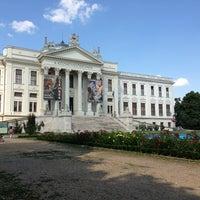 7/4/2013にLyubaがMóra Ferenc Múzeumで撮った写真