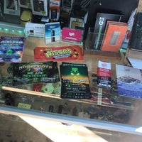 Photo taken at Cole Street Smoke Shop by PLUR A. on 3/11/2017