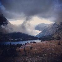 Photo taken at Hidden Lake by Nick C. on 9/22/2013