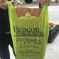 Photo taken at Beacon Wines & Spirits by @tessa H. on 7/4/2016