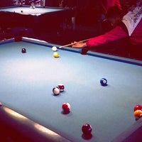 Photo taken at Barcode Pool Table by Danke M. on 6/12/2013
