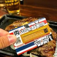 Foto tirada no(a) Ikinari Steak por Tenshow S. em 8/12/2017