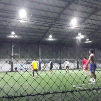Photo taken at Dynasty Futsal & Cafe by kartiko c. on 5/21/2013