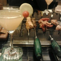 Photo taken at Barbeque Nation by Juhi S. on 1/25/2013