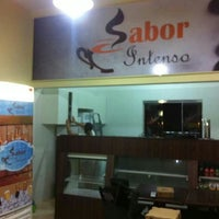 Photo taken at Sabor Intenso by Felipe A. on 3/5/2014