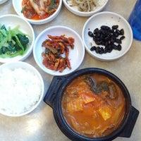 Photo taken at Chodang Restaurant by @RickNakama on 8/27/2013