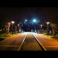 Photo taken at Burnham Park by Harold C. on 11/25/2012