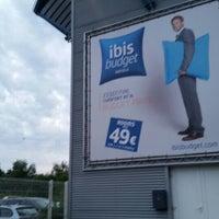 Photo taken at Ibis Budget Charleroi Airport by Timon H. on 6/28/2015