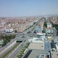 Photo taken at Radisson Blu Hotel, Kayseri by Sultan Y. on 8/20/2014
