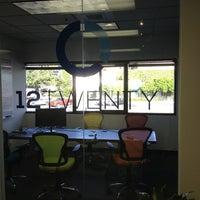 Photo taken at 12Twenty HQ by Adam on 3/13/2014