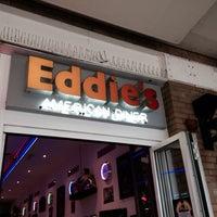 Photo taken at Eddie's Diner by Marina G. on 8/8/2014
