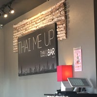 Photo taken at thai me up by Mary Ann on 8/10/2017