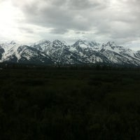Photo taken at Grand Teton National Park by Rachel Cole C. on 5/24/2011