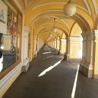 Photo taken at metro Gostiny Dvor by Dian K. on 6/15/2013