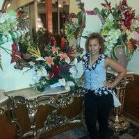 Photo taken at Sevilla Restaurant by Fabulouz S. on 8/26/2013