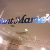 Photo taken at AUNT MARIE'S 新宿ミロード店 by N on 7/30/2013