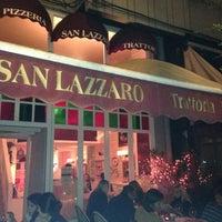 Photo taken at Trattoria San Lazzaro by Fatih K. on 3/30/2013