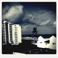 Photo taken at Bahiamar Hotel by Erica F. on 10/6/2012