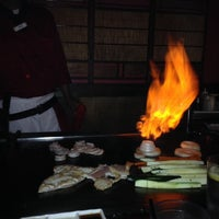 Photo taken at Yamato Japanese Restaurant by Deb S. on 10/18/2013