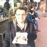 Photo taken at erzurum kumpir by Murat T. on 12/2/2012