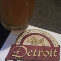 Photo taken at Detroit Beer Company by David B. on 6/17/2013