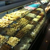 Photo taken at Confeitaria Jauense by Lucas Iury H. on 10/28/2012