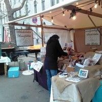 Das Foto wurde bei Kollwitzplatz von Irina R. am 3/2/2013 aufgenommen