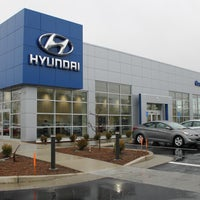 Photo taken at Country Hyundai by Country Hyundai on 1/14/2014