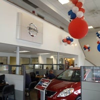 Photo taken at Country Nissan by Country Nissan on 1/16/2014