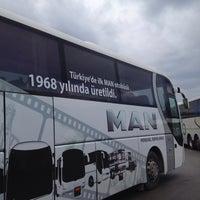 Photo taken at MAN Türkiye by Sinan F. on 12/9/2014