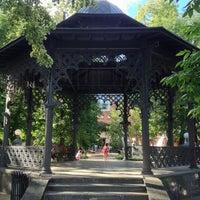 Photo taken at Hermitage Garden by ol_ol . on 6/19/2013