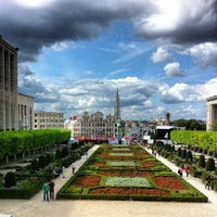 Photo prise au Mont des Arts par Pedro O. le8/13/2013