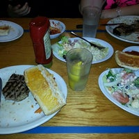 Photo taken at American Steakhouse by Manuel M. on 2/24/2013