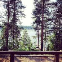 Снимок сделан в Imatran Kylpylä Spa пользователем Marie N. 6/6/2013