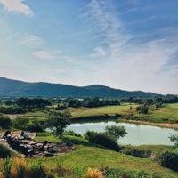 Photo taken at Argentario Golf Resort & Spa by Kiereall K. on 8/19/2015