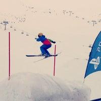 Das Foto wurde bei PlayStation Vita Ischgl Snowpark von Kiereall K. am 1/4/2013 aufgenommen