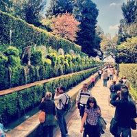Photo taken at Villa d'Este by Kiereall K. on 4/28/2013