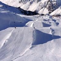 Das Foto wurde bei PlayStation Vita Ischgl Snowpark von Kiereall K. am 1/7/2013 aufgenommen