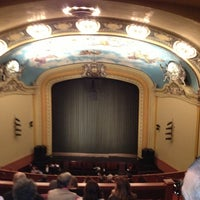 Photo taken at Byham Theater by Linda on 4/5/2013