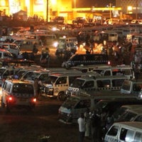 Photo taken at New Taxi Park - Kampala by Amako A. on 6/14/2016