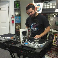 Photo taken at Fall Back  records by leo k. on 4/20/2013