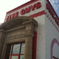 Photo taken at Five Guys by Jim on 4/26/2013