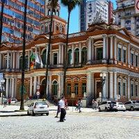 Photo taken at Paço Municipal by Arthur L. on 12/7/2016