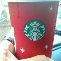 Photo taken at Starbucks by Michael C. on 12/10/2012
