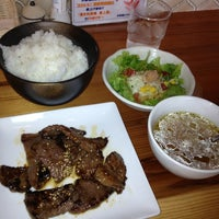 Photo taken at 焼き肉酒場 最上屋 by Zu-ShiMi on 6/24/2013